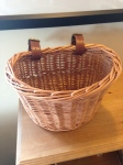 Childs bicycle basket